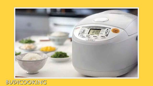CANGGIH ! Rice Cooker ini Bisa Masak 4 Makanan Sekaligus