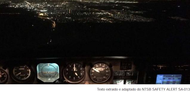 Dica de pilotagem: Colisão com o solo em voo controlado sob condições visuais – CFIT | É MAIS QUE VOAR