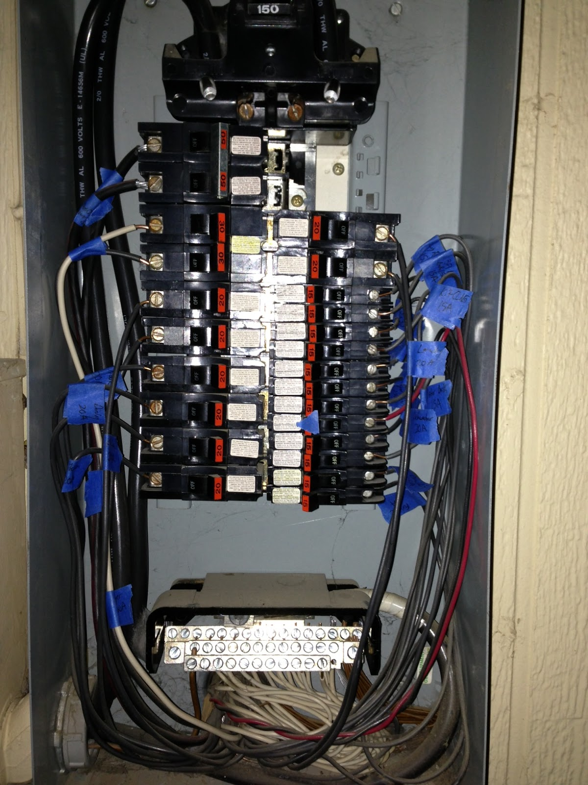 small resolution of 200 amp federal pacific fuse box