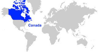 Canada Map Provinces and Cities