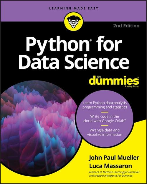 Python for data Science for Dummies GitHub