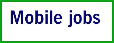 मोबाइल से जॉब Mobile jobs