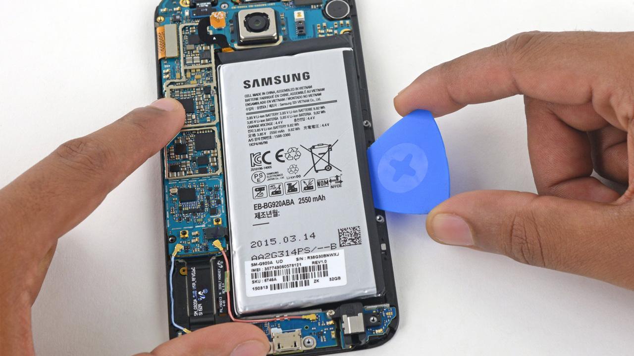 Cara Mengganti Baterai Samsung Galaxy S6 Elppas Story