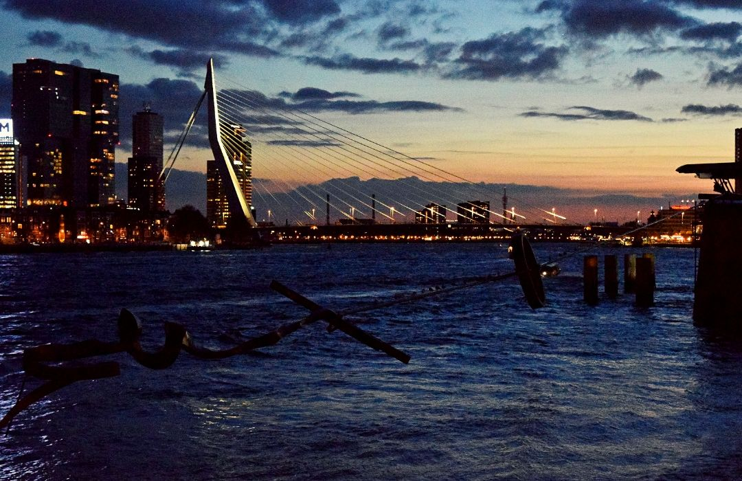 Rhein-Flusskreuzfahrt-Arosa-Rotterdam