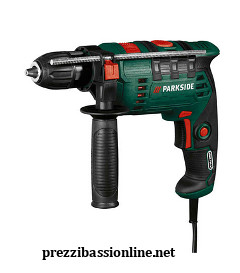Trapano a percussione 750w parkside da lidl for Idropulitrice parkside lidl opinioni