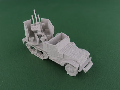 M15 Combination Gun Motor Carriage picture 11