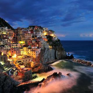 dünya'daki rüya gibi gezi yerleri cinque terre