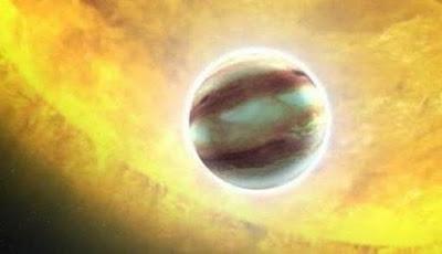 Atmosfer Ditemukan di Sekitar Planet Mirip Bumi
