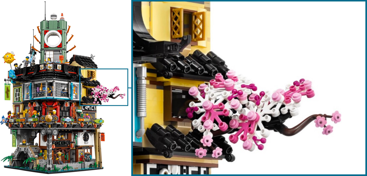 Lego 2x Negro sousage nuevo!!! !! 33078