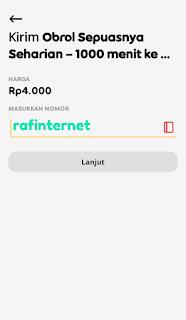 Cara transfer kuota Indosat Ooredoo IM3 2019 terbaru dan gratis