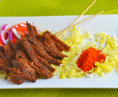 How to make suya