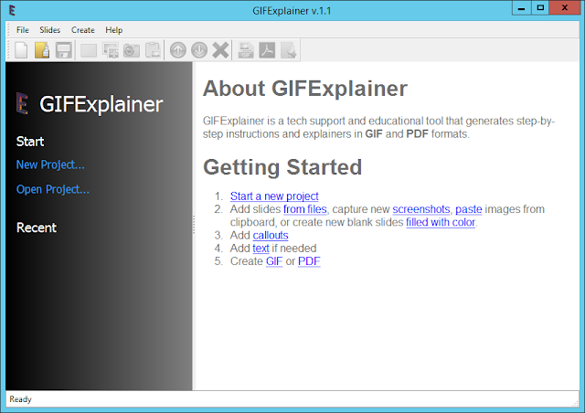 Screenshot GIF Explainer 1.1 Full Version