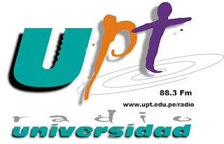 UPT Radio Universidad  88.3 FM Tacna