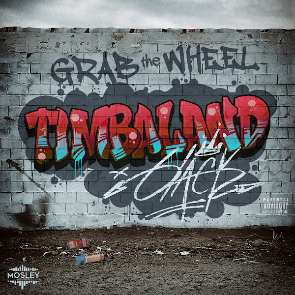 Timbaland & 6LACK - Grab the Wheel - Single  Cover