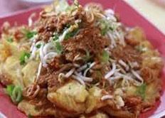 Resep praktis (mudah) tahu telur spesial (istimewa) khas surabaya enak, sedap, gurih, nikmat lezat