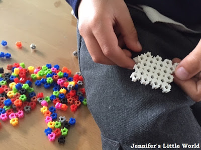 Simbrix, a new creative toy for children