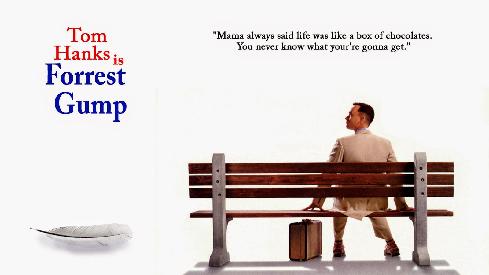 The Legend Of Movies: 1.Forest Gump