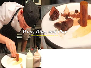 The Test Kitchen / pastry chef / https://winedineandplay.blogspot.com/2014/01/the-test-kitchen.html