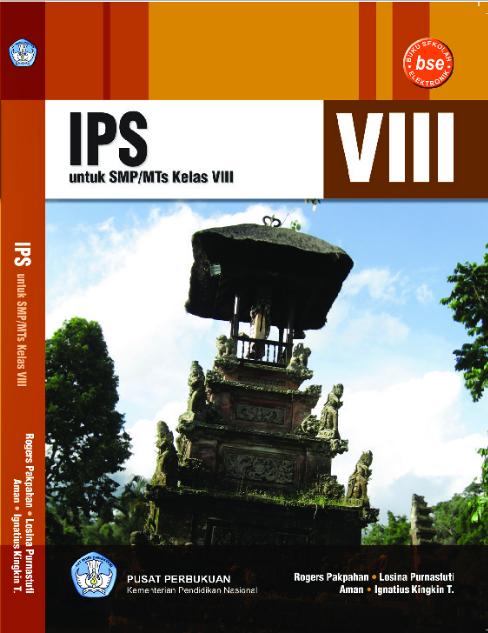 Download Buku Siswa KTSP SMP dan MTs Kelas 8 Ilmu Pengetahuan Sosial VIII