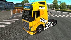 JCB skin for Volvo 2012