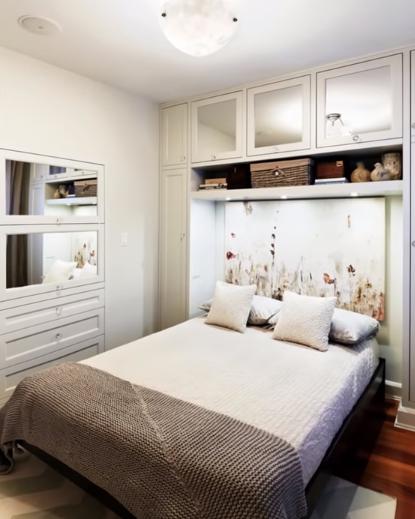 أفكار سهلة وغير مكلفة لتجعل غرفة نومك جميلة ومريحة