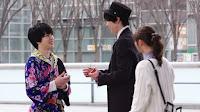 Takeru meets Touma