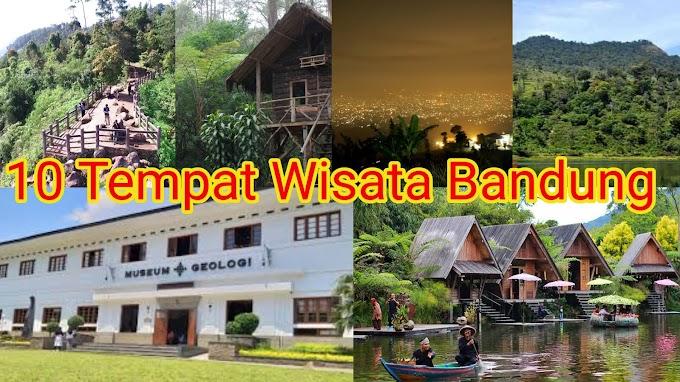 10 Tempat Wisata di Bandung Yang Hits Pasca Pandemi Corona 2020