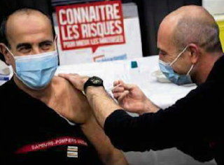 Europe: falling behind in the race to vaccinate