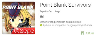 Cara Bermain Game Point Blank Pada Android Gratis