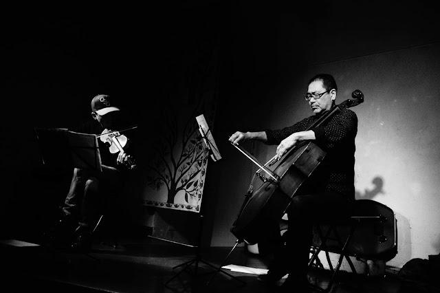 喜多直毅(violin)翠川敬基(cello)