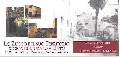 Lo Zucco e il suo territorio. Storia, Sviluppo e Cultura