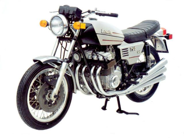 Benelli SEI 750