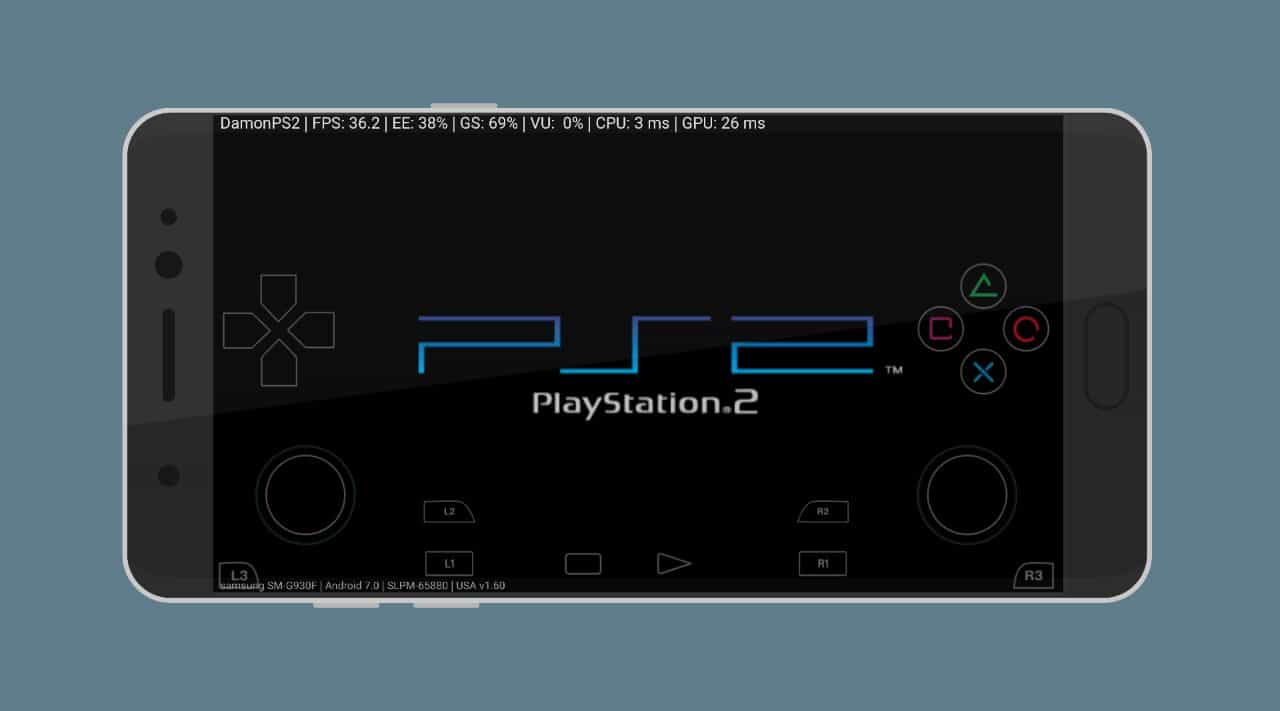 emulator ps2 terbaik - DamonPS2 Pro