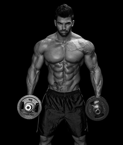 Sergi Constance motivational workout