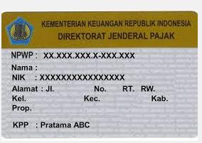 gambar npwp