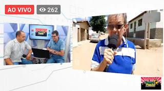Prefeito de Picuí anuncia pavimentação de mais uma rua. Programa Espaço Popular estreia 'Link do Povo'
