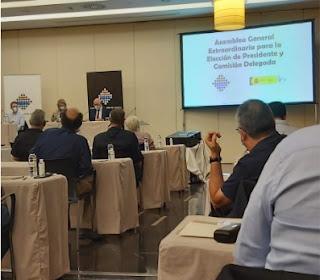 BREVES 2020. Javier Ochoa reelegido presidente de la FEDA