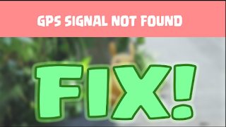 Trik Rahasia Mengatasi GPS Signal Not Found pada Pokemon GO