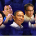 Which presidential bet received P50-M from Colangco?