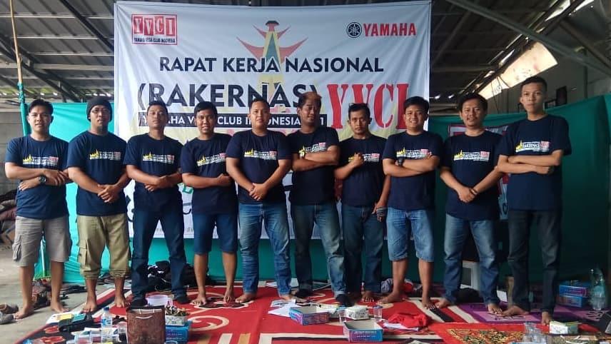 Yamaha Vega Club Indonesia Sukses Gelar Rapat Kerja Nasional Di Lampung