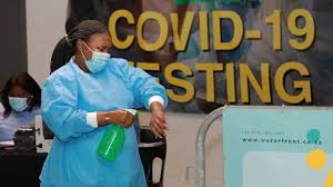 South Africa recorded 26,000 new cases of coronavirus disease on single day