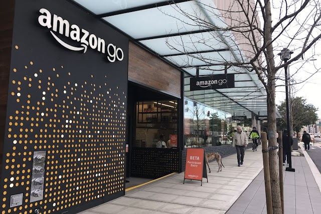 Amazon GO | The Future of Supermarket