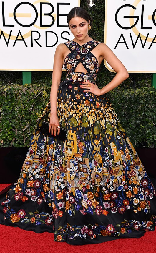 74th Golden Globes: Best Dressed