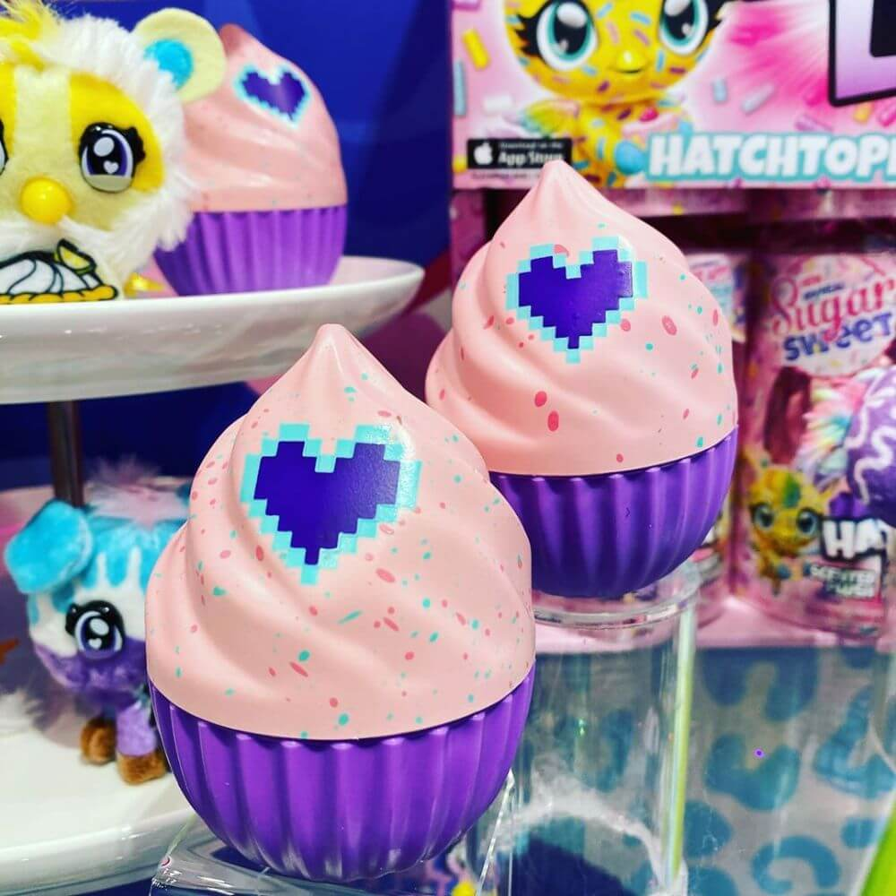 Hatchimals Sugar Sweet Cupcakes новые игрушки 2020