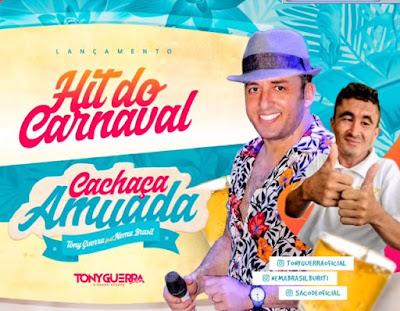 Nema Brasil grava música com o cantor Tony Guerra