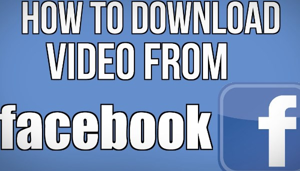 Easy download video from facebook