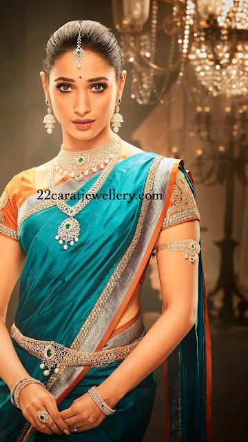 Tamanna Diamond Bridal Jewellery
