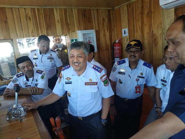 Kapal Laut Pinrang-Parepare Kini Tersedia, Gratis