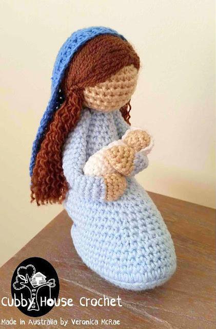 Amvabe Crochet Crochet Christmas