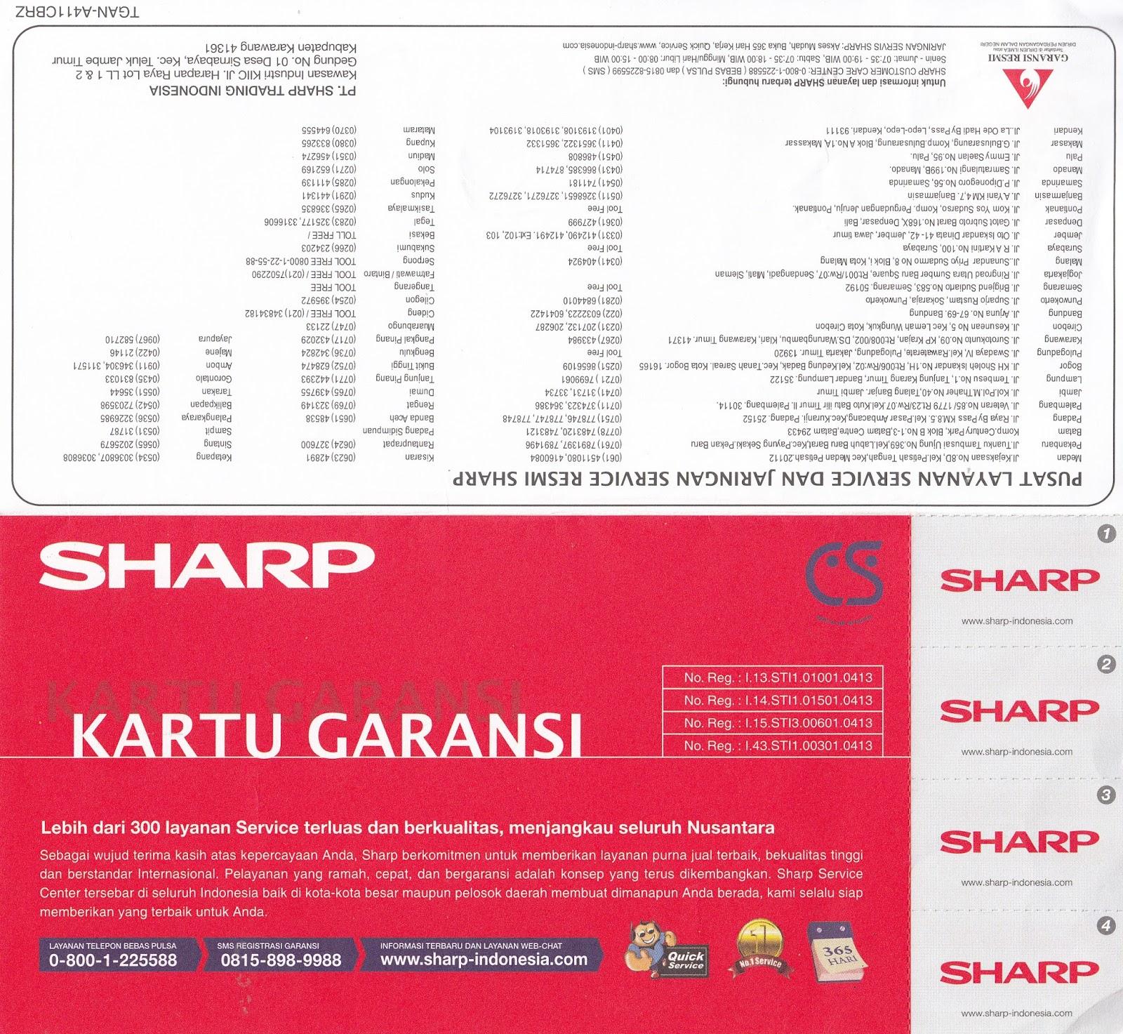 Pengalaman Membeli Ac Sharp Ah A5sey Mambo Djumbo 1 Pk A9sey Gratis Biaya Pengiriman Kartu Garansi